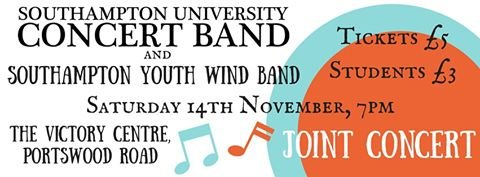 Concert Band and Southampton Youth Wind Band