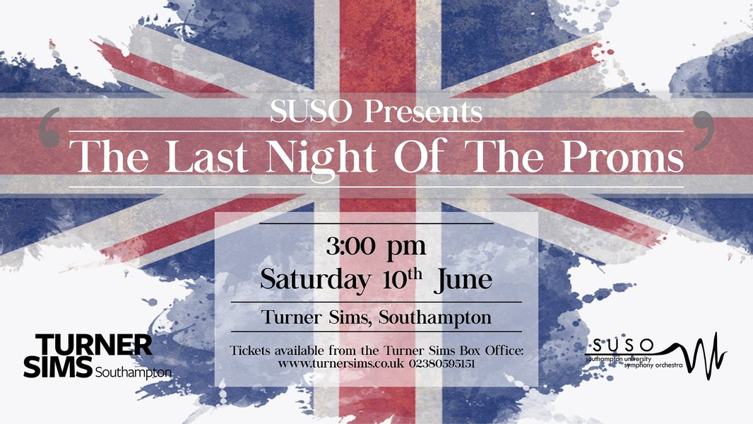 SUSO Presents: The Last Night of the Proms